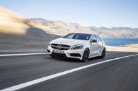 Der Mercedes-AMG A 45