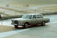 Er war das Supercar unter den leistungsstärksten Limousinen der 1960er-Jahre: Mercedes-Benz 300 SEL 6.3 ab 1968