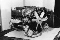 Mercedes-Benz V8-Motor M100 aus dem 300 SEL 6.3 ab 1968