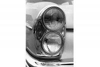 Mercedes-Benz 300 SEL 6.3 ab 1968 mit den charakteristischen Doppelscheinwerfern