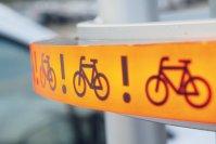 Auf mehreren Ebenenen kann Bike-Flash Autofahrer warnen