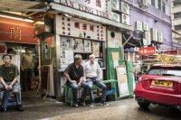 """Zetsche will """"an den Schnittstellen"""" von Auto- und Techbranche """"Präsenz zeigen"""", deshalb ist er in Hongkong und philosophiert mit Internet-Ikone Kawasaki beim lokalen Lunchstopp über Künstliche Intelligenz"""