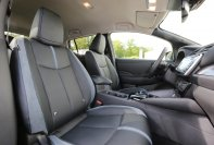 Insgesamt reicht die Qualitätsanmutung im Innenraum bei weitem nicht an die besten Fahrzeuge im Kompaktsegment heran