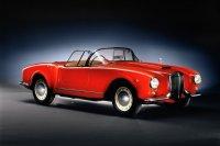 Lancia Aurelia B24 Spider ab 1954 Panoramascheiben-Pionier von Pininfarina