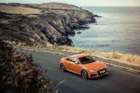 Audi hat seinem kleinen Sportwagen TT eine zarte Modellpflege gegönnt