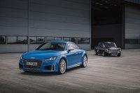 Audi TT und NSU Prinz TT