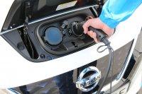 Der beste Ort für den Ladeport: die Nase des E-Autos