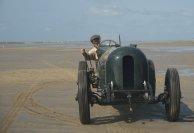 Anfang des vergangenen Jahrhunderts haben sie in Rüsselsheim ein Auto gebaut, das so manchen Stich machen konnte, und nicht umsonst das Grüne Monster hieß