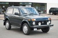 Wie gehabt, bietet Lada mit dem 4x4 den in Deutschland günstigsten Allradler an