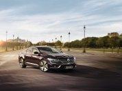 Um Besserverdiener von BMW oder Mercedes wegzulocken, hat Renault seinem Flaggschiff Talisman gleich zwei Edelversionen spendiert, hier der Talisman Initiale Paris