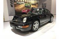 Der 1988 vorgestellte Porsche 911 (Typ 964) glich nur noch im Design dem klassischen Vorbild
