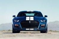 Einer der großen Stars der Detroit Auto Show ist der Ford Mustang Shelby GT500