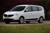 Der Dacia Lodgy wendet sich an sparsame Familien