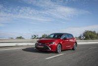 Bei den deutschen Händlern gibt die zwölfte Generation des weltweit meistverkauften Autos Toyota Corolla Anfang April ihren Einstand