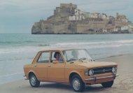 Mit dem 40 Jahre unter verschiedenen Markenlogos gebauten Typ 128 begann bei den Italienern die Ära des Frontantriebs