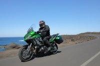 Fast 260 Kilogramm Lebendgewicht: die neue Kawasaki Versys 1000 SE
