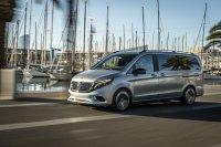 Nach dem EQ C und noch vor dem elektrifizierten GLA oder der stromernden S-Klasse soll ausgerechnet die V-Klasse das zweite Modell aus der neuen Mercedes-Familie werden