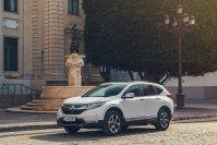 Honda geht mit seinem SUV CR-V technisch einen speziellen Weg.