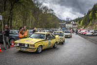 Bei Oldtimer-Rallyes sieht man auch Fahrzeuge, die neu auf den Markt kamen als man selbst noch Kind war