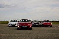 Der Mazda MX-5 feiert Geburtstag