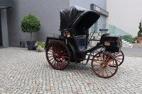 Die alter Dame Victoria von 1884 ist noch gut in Schuss