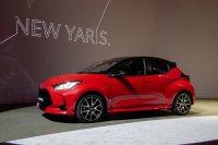 Toyota zeigt Ende Oktober in Tokio die vierte Generation des Kleinwagemodells Yaris