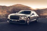 Anfang 2020 bringt Bentley den neuen Flying Spur zu Preisen ab 215.000 Euro auf den Markt