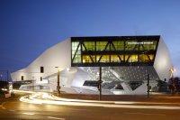 Sehr beliebt: Das Porsche-Museum in Stuttgart