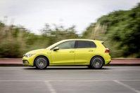Insgesamt hat Volkswagen die Fahrzeuglänge von 4,28 Metern (+ 2 Zentimeter) sehr gut ausgenutzt