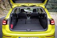Der  Kofferraum fasst zwischen 381 und 1.237 Litern