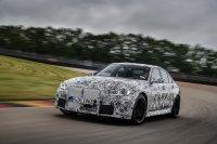 Der neue BMW M3 rollt an den Start