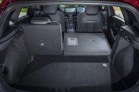Der Innenraum ist klassisch variabel. Maximal ist im Fond Platz für 1,3 Kubikmeter Gepäck
