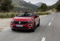 VW bietet das T-Roc Cabrio ausschließlich mit Benzinmotoren an