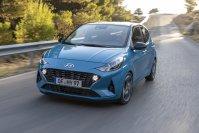Der Hyundai i10 kann sich Selbstbewusstsein leisten