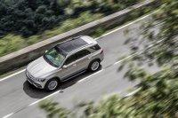 Der Mercedes GLE reüssiert im EuroNCAP-Test
