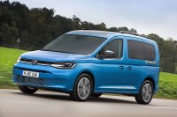 Der neue VW Caddy steht in den Startlöchern