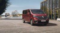 Renault frischt die Pkw-Varianten des Transporters Trafic auf