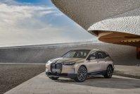 BMW bringt das E-SUV iX