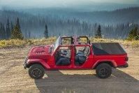 Der Jeep Gladiator basiert auf dem Wrangler