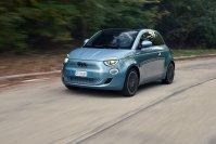 Fiat erlektrifiziert den 500