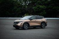 Der Nissan Ariya steht in der Tradition des Leaf
