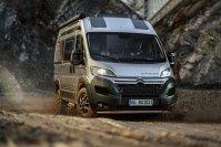 Die zur Saison 2020 eingeführte Camper-Van-Baureihe Campeo erweitert der Hersteller um eine Version mit zuschaltbarem 4x4-Antrieb