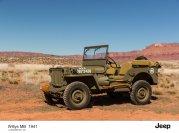 Der Allradhersteller Jeep geht vor 80 Jahren an den Start