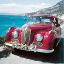 BMWs Barockengel startete 1951