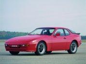 1981 startete der Porsche 944