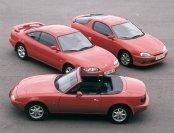Mazda brachte 1991 den MX-3 V6