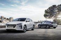 Der Hyundai Ioniq ist als PHEV relativ sparsam