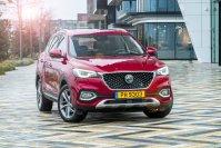 Anfang 2021 mit dem MG EHS ein Kompakt-SUV mit Plug-in-Hybridantrieb eingeführt