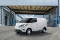 Mit elektrisch angetriebenen Lieferwagen will die chinesische Marke Maxus den deutschen Markt erobern