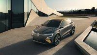 Renault hat im Herbst mit der Studie Mégane eVision Ausblick auf eine neu entwickelte, modulare Elektro-Plattform gegeben